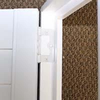 butterfly hinge shutters